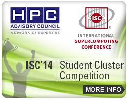 Student Cluster Logo